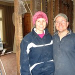 Turning historic buildings into family operated businesses