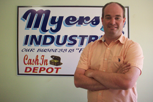 Myers Industries, Clinton Myers