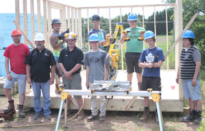 Youth in Trades Program