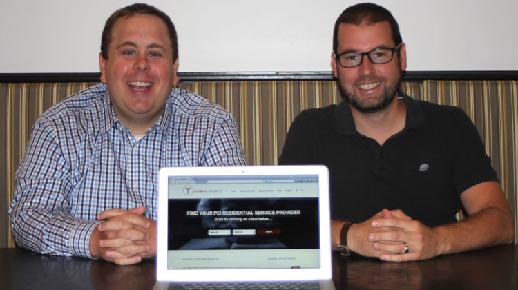New website is a one-stop source of PEI residential trades listings and reviews