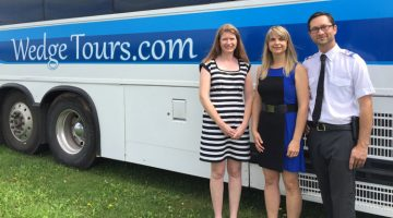 How an expanding tour & charter company came to be