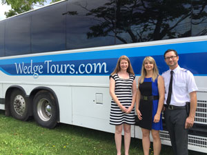 Wedge Tours & Charters