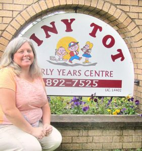 Pam Barrett, Tiny Tot Early Years Centre