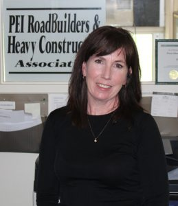 Melissa Paquet, PEI Road Builders & Heavy Construction Association