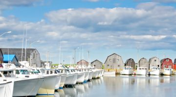 2018 employment opportunities across PEI in the aquaculture & fisheries industry