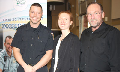 Corrections Services Staff
